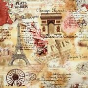 Paris Fabric