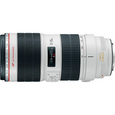 Canon EF 70-200mm f/2.8L IS II USM Telephoto Zoom Lens
