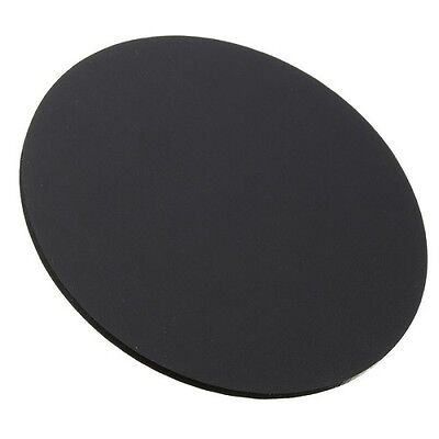 2 Black Abs Round Paintable Plastic Sheet 17d 17 0.187 Vacuum Forming Hobby