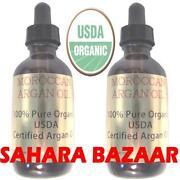 Certified Organic Argan Oil
