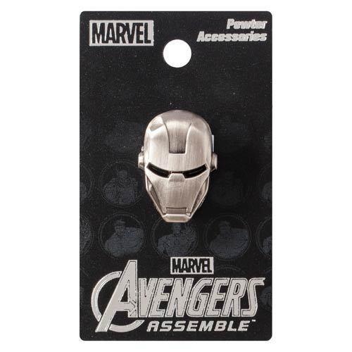 Marvel Comics NEW * Iron Man Lapel Pin * Avengers Pewter Charm Pin Back Licensed