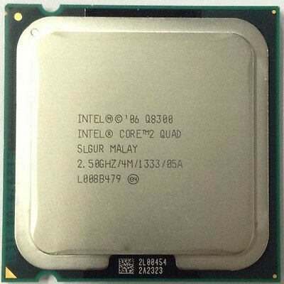 Intel Core 2 Quad CPU Q8300 2.5GHz/4M/1333 LGA775