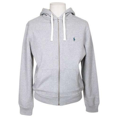 ralph lauren zip hoodie ebay. Black Bedroom Furniture Sets. Home Design Ideas