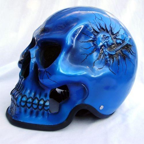Motorcycle Skull Ebay