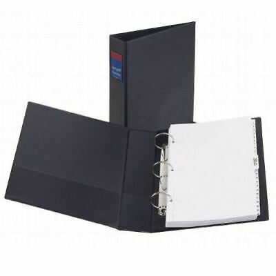 2pk Avery 06401 Legal Durable Non-view Binder With Round Rings 14 X 8 12 2