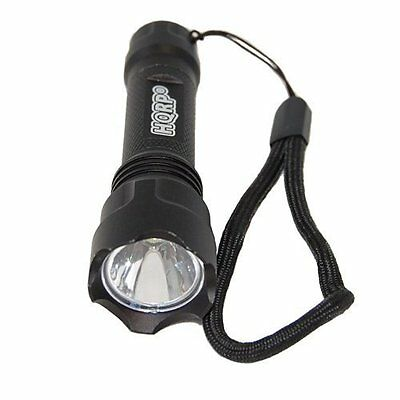 Flash Ligh (HQRP Professional Compact Portable 0.5W High Power LED Super Bright)