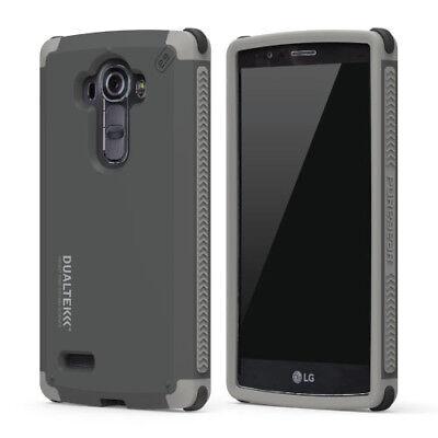 PureGear DualTek Protective Cell Phone Case - LG G4 - Black ()