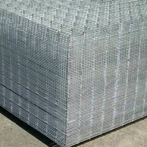 Pre Galvanised Steel Mesh Sheet 2.4 x 1.2m 4.0mm wire 50 x 50mm Blacktown Blacktown Area Preview