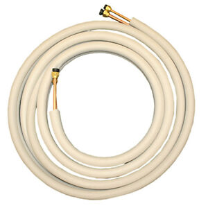 AIR CONDITIONING READY EASY FIT COPPER PIPE KIT 1/4