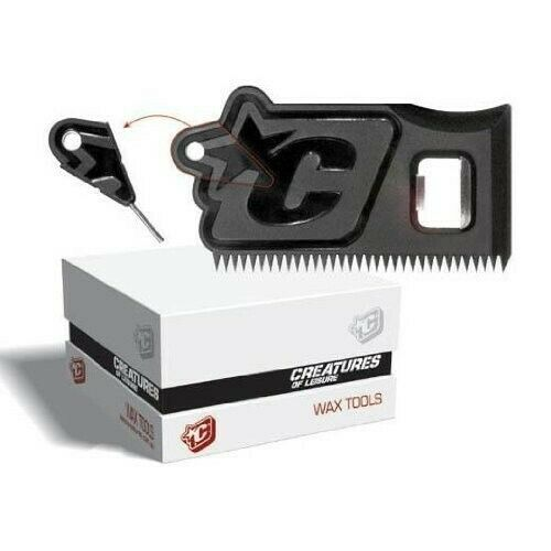 Creatures of Leisure Surf Wax Comb and Tool with Allen Key