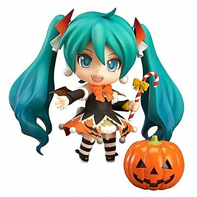 Nendoroid 448  Hatsune Miku Halloween Ver. Figure Good Smile Company JAPAN - Hatsune Miku Halloween Ver