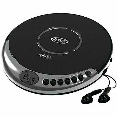 Jensen CD60 Personal BassBoost Portable  compact CD Walkman Player Free Shipping