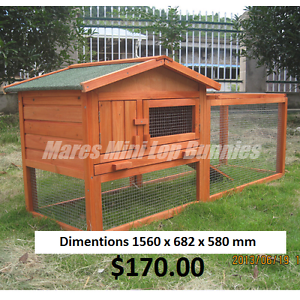 ☺☺☺Rabbit Hutch / Cage Many Styles to Choose From ☺☺☺ Londonderry Penrith Area Preview