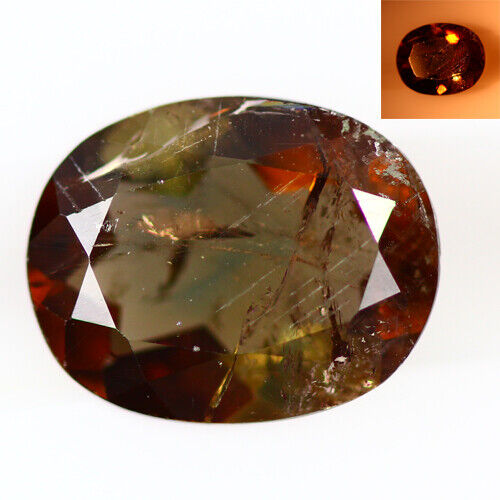 1.535 CT  EARTH MINED UNIQUE DAZZLING 100% NATURAL DANCING