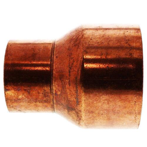 1 1 4 Quot X 1 Quot Coupling Reducer C X C Sweat Ends Copper Pipe