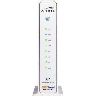 ARRIS SURFboard SVG2482AC Docsis 3.0 Cable Modem/ AC1750 WiF