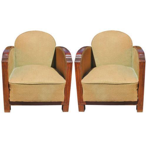art deco club chair art deco chairs