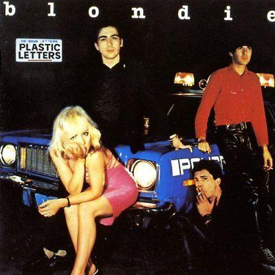 Blondie - Plastic Letters - Picture disc (Vinyl)