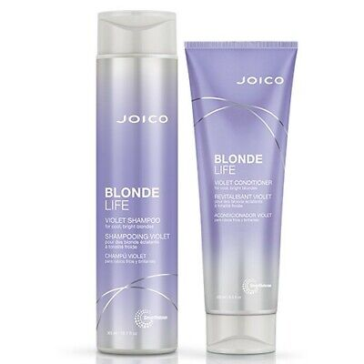 JOICO Blonde Life Violet Shampoo & Conditioner Duo