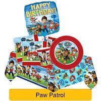 Impronta Pattuglia Gamma Festa Compleanno Articoli Per La Tavola -  - ebay.it