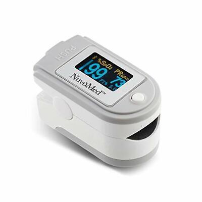 Bluetooth Pulse Oximeter, Fingertip Blood Oxygen Monitor, SpO2 Monitoring Device