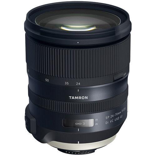 Tamron SP 24-70mm F/2.8 Di VC USD G2 Zoom Lens for Nikon DSLR cameras AFA032N700