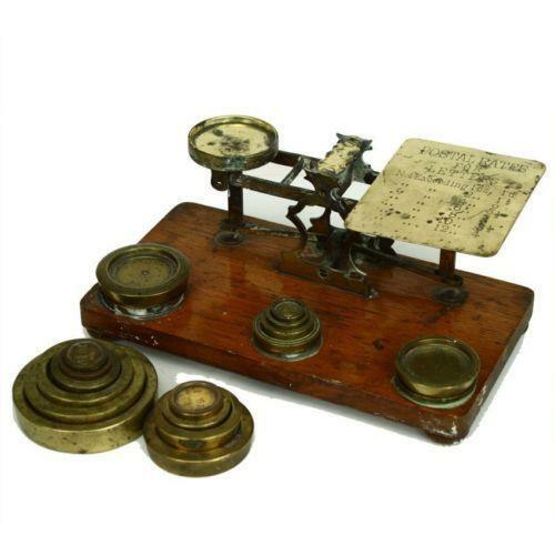 antique weighing scales ebay