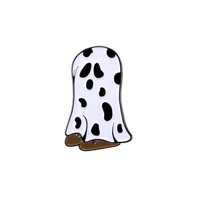 Charlie Brown Ghost (enamel pin) Halloween, Peanuts, costume