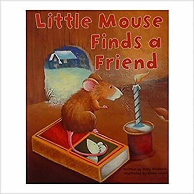 PICTURE FLATS - LITTLE MOUSE, Goldsack, Gaby, UsedVeryGood, Paperback
