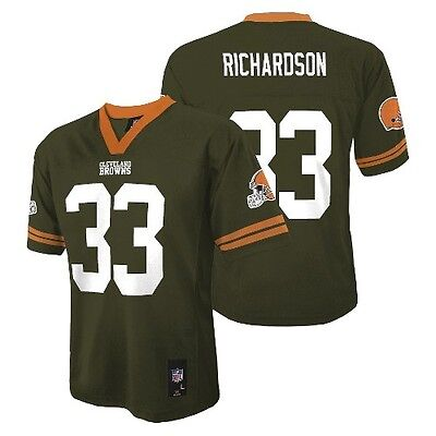 NFL Toddler Player Jersey Richardson