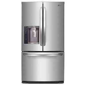 "LG LFX28968ST 36"" French Door 28cu,ft Fridge $166.56/Month"