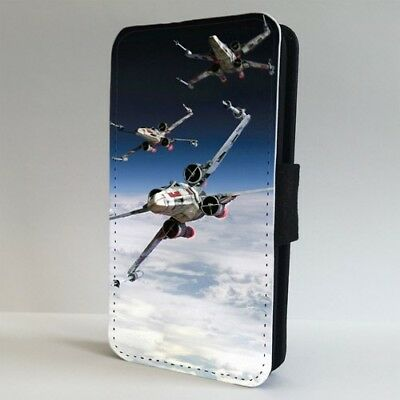 X Wing Star Wars Fighter Jet FLIP PHONE CASE COVER for IPHONE SAMSUNG