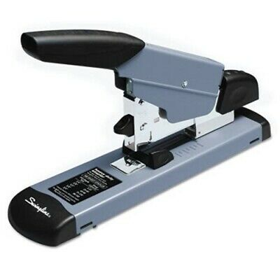 Swingline Heavy-duty Stapler 160-sheet Capacity Blackgray Swi39005