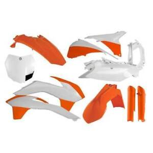 Brand New Acerbis FULL Plastic Kit KTM (13-14)