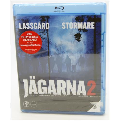 Jargarna 2 Nordic Blu-ray Film Region B NEW