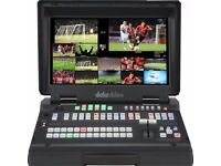 NEW - Datavideo HS-2850 - 8 8-Channel HD/SD Portable Video Studio