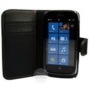 Nokia Lumia 610 Leather Case