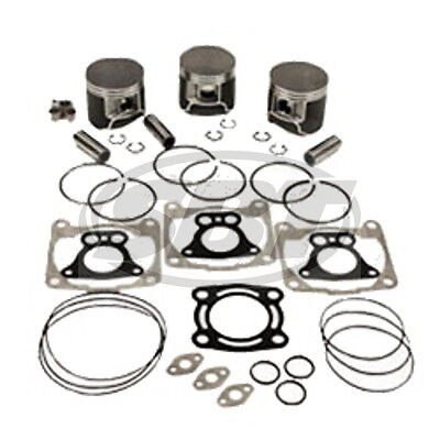 Polaris PWC 1200 Carbureted Engine Top End Rebuild Kit