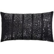 Black Sequin Bedding