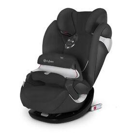 Cybex Pallas M-fix car seat (Happy black)