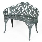 Cast Aluminum Bench