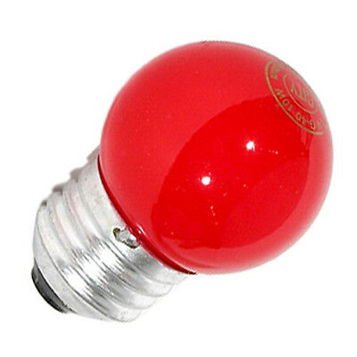 1 x Darkroom Red Safelight Lamp Replacement Spare Bulb (E26) for 10W 220V a