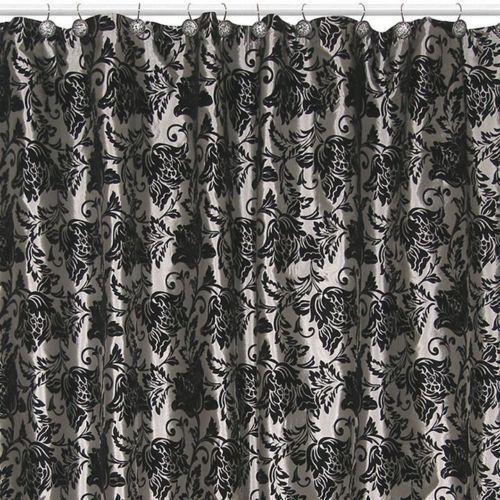 Fleur De Lis Shower Curtain Ebay