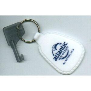 Amano Key (Plastic) fits PIX-25, PIX-28, PIX-55, PIX-75, & PIX-95 Time Clocks