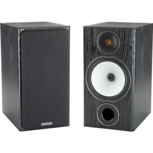 speakers and sub. monitor audio speakers and sub
