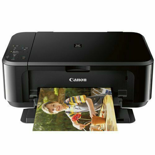 Canon PIXMA Wireless Home Office All-in-One Printer Copier Scanner INK INCLUDED