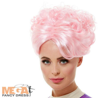 Trapeze Artist Wig Ladies Fancy Dress Greatest Showman Circus Costume Accessory