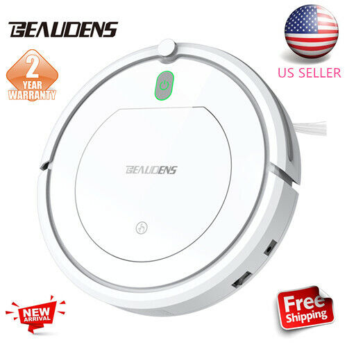 BEAUDENS Robot Vacuum Cleaner Automatic Planing For Tile Har