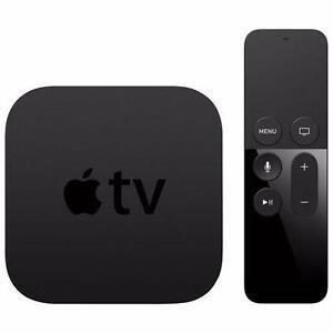 Apple TV 4e Génération 32 Go MGY52C/A - Noir