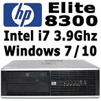 HP 8300 Elite SFF | Intel i7 3.9Ghz | 8GB 250GB USB3.0 Win10